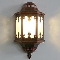 Chodnik aluminium na zewnątrz lampa ścienna wejście oświetlenie ścienne kinkiety korytarz balkon lampy wodoodporna lampa ścienna oświetlenie ogrodowe
