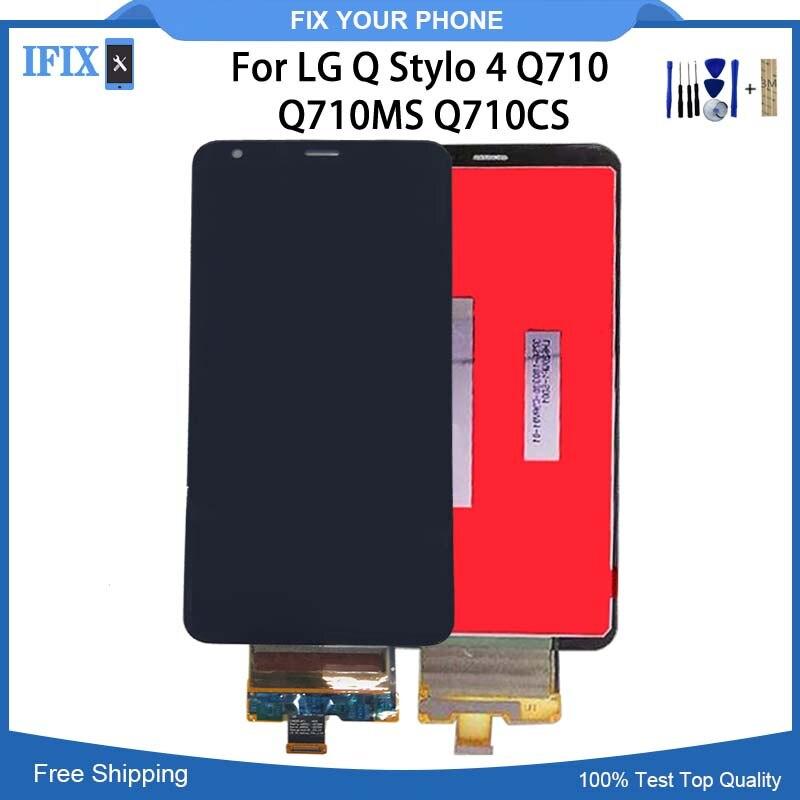 6 2 Inch For Lg Q Stylo 4 Stylo4 Q710 Q710ms Q710cs Lcd