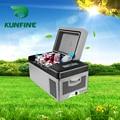 110 240V AC Auto Kühlschrank 15L Multi Funktion Kühlschrank Vehicel Protable Kühlschrank Mit Gefrierfach Kühler Grau niedrigen energie-in Kühlschränke aus Kraftfahrzeuge und Motorräder bei