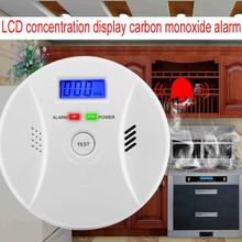 Security Alarm Sincere Leshp 433mhz High Sensitivity Smart Voice Gas Leakage Detector Digital Display Lpg Detecting Device Home Security Alarm Sensor