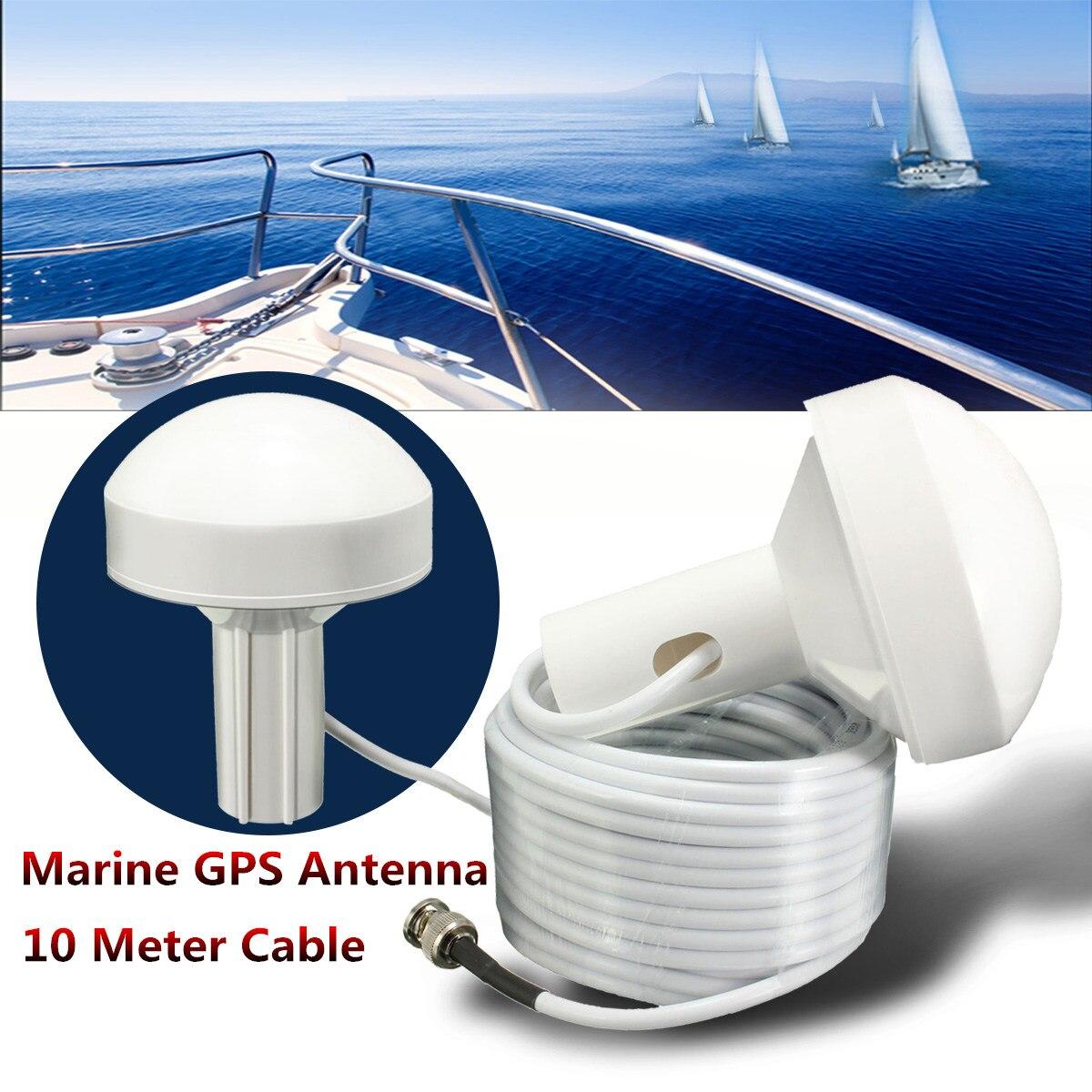 Nuevo GPS navegación marina antena 10 metros con conector macho BNC