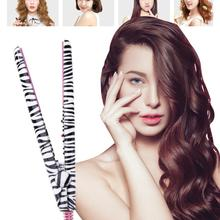 New Professional Hairstyling Mini Portable Ceramic Flat Zebra Hair Straightener Irons Styling Tools Waves Irons