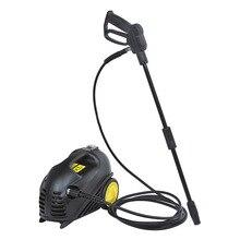 Мойка высокого давления HUTER W105-G (Мощность 1400 Вт, производительность 5.7 л/мин, макс.давление 105 бар, длина шланга 5 м)