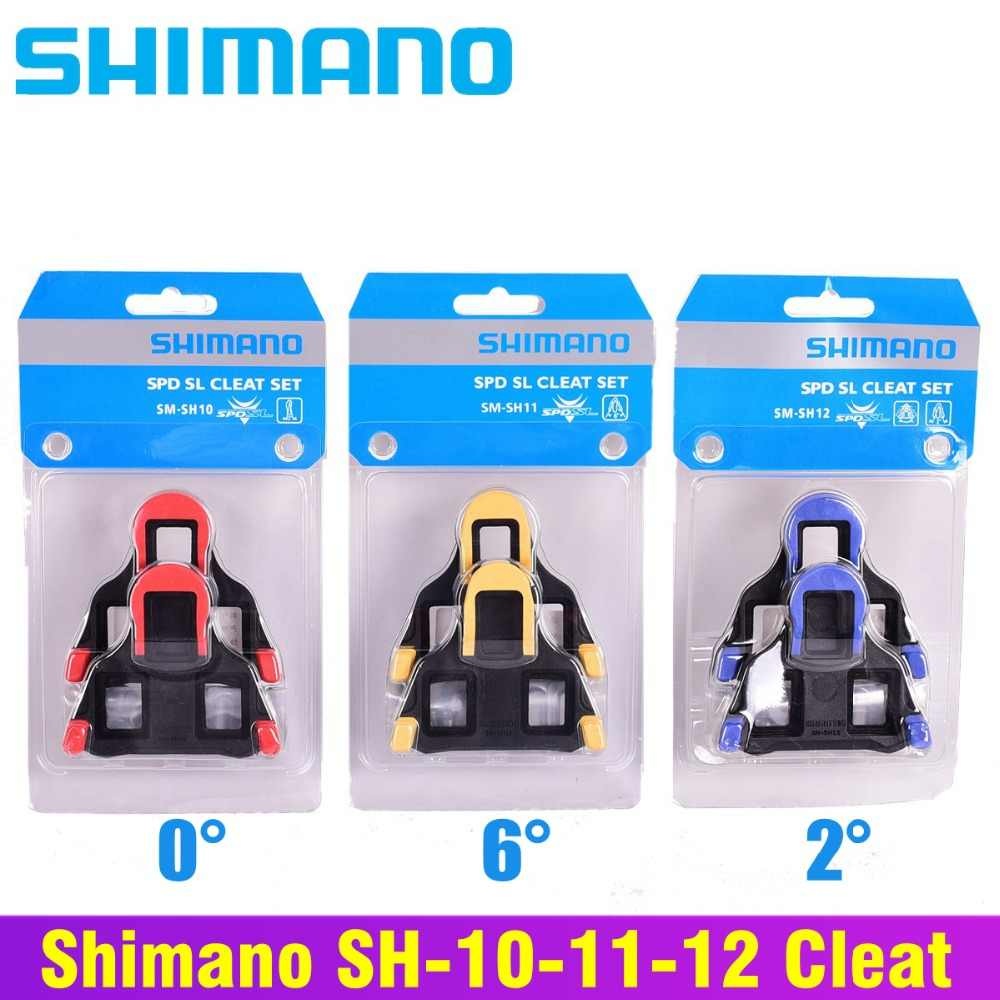 84bf1a003 Shimano SPD SL Road Pedals Cleats bicycle Pedals plate road bike clip SPD-SL  SH10
