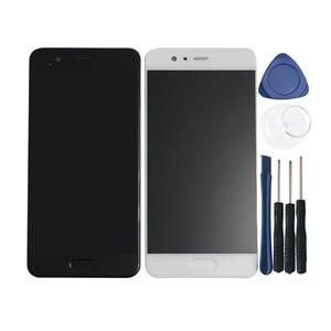"""Image 5 - 5,1 """"Оригинал ПРОВЕРЕНО M & Sen для Huawei P10 VTR AL00 VTR L09 VTR L29 VTR TL00 рамка ЖК дисплей экран + сенсорная панель, дигитайзер, P10"""