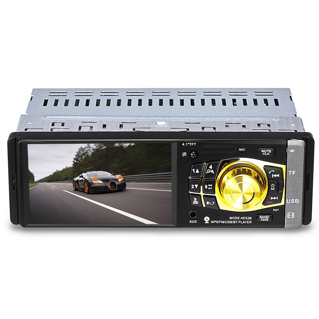 4 inch MP3 WMA Colorful OLED Black 12V,24V Screen Car MP3,WMA,etc USB MP3 4032B Player x 60W