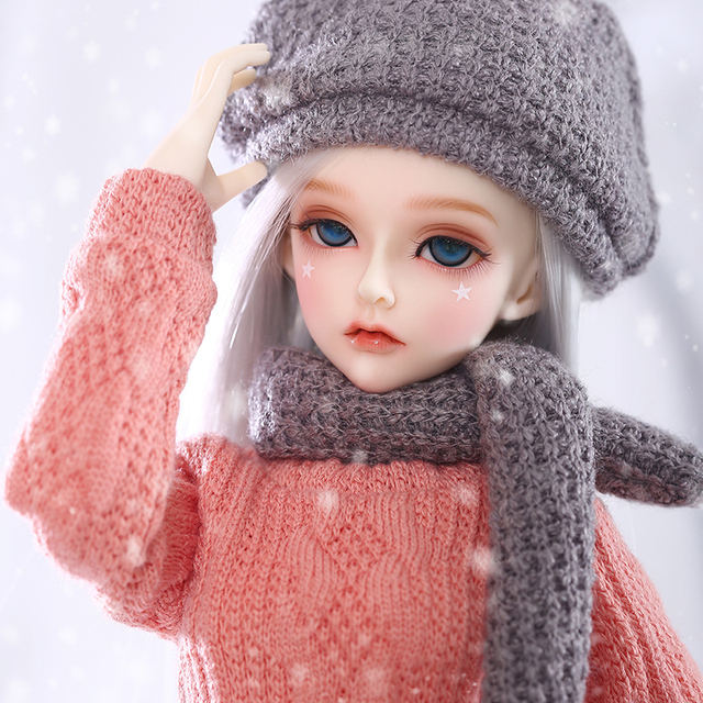 Fairyland Minifee Rendia FairyLine 1/4 BJD Dolls F MSD Model Girls Boys Joint Doll  luodoll