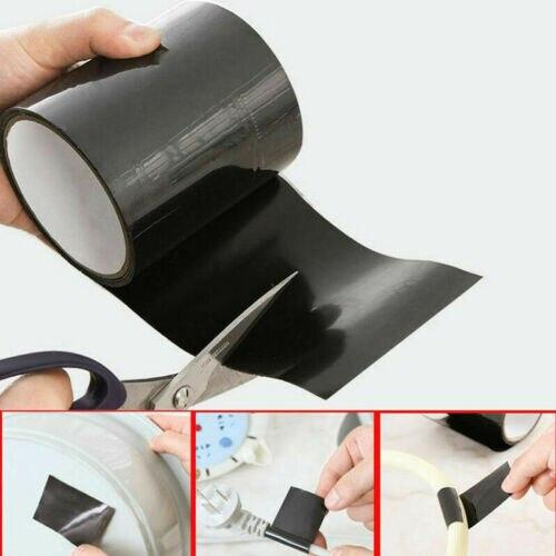 Super Strong Waterproof Tape Patch Bond Seal Repair Stop Leak Adhesive Tape Performance Self Fiber Fix Fiberfix Adhesive