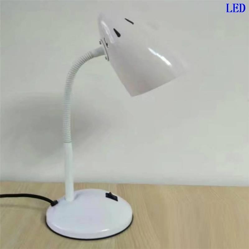 Lampe Bureau Escritorio Led Lamp Lampka Biurkowa Lampade Da Tavolo Lampara Tafellamp Luminaria De Mesa Lampen Modern Desk Light in Desk Lamps from Lights Lighting