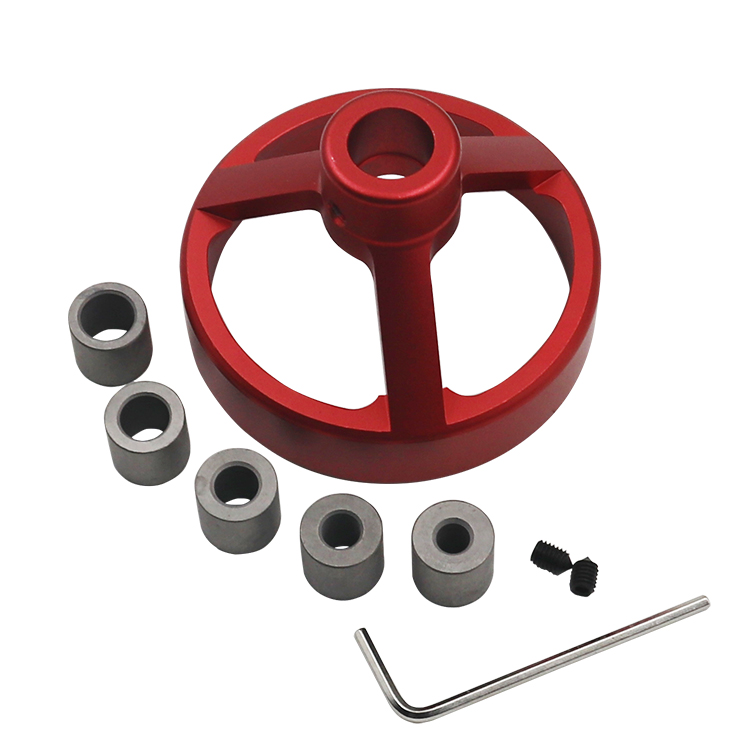 08560 90 Degree Drill Guide Woodworking Hole Puncher Vertical Drilling Fixture Wood Working Locator Bushing Woodworking Tools