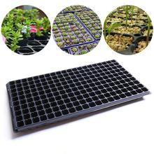 200 Cups Seedling Starter Cell Germination Plant Propagation Box Vegetable Seed Gardening Tray