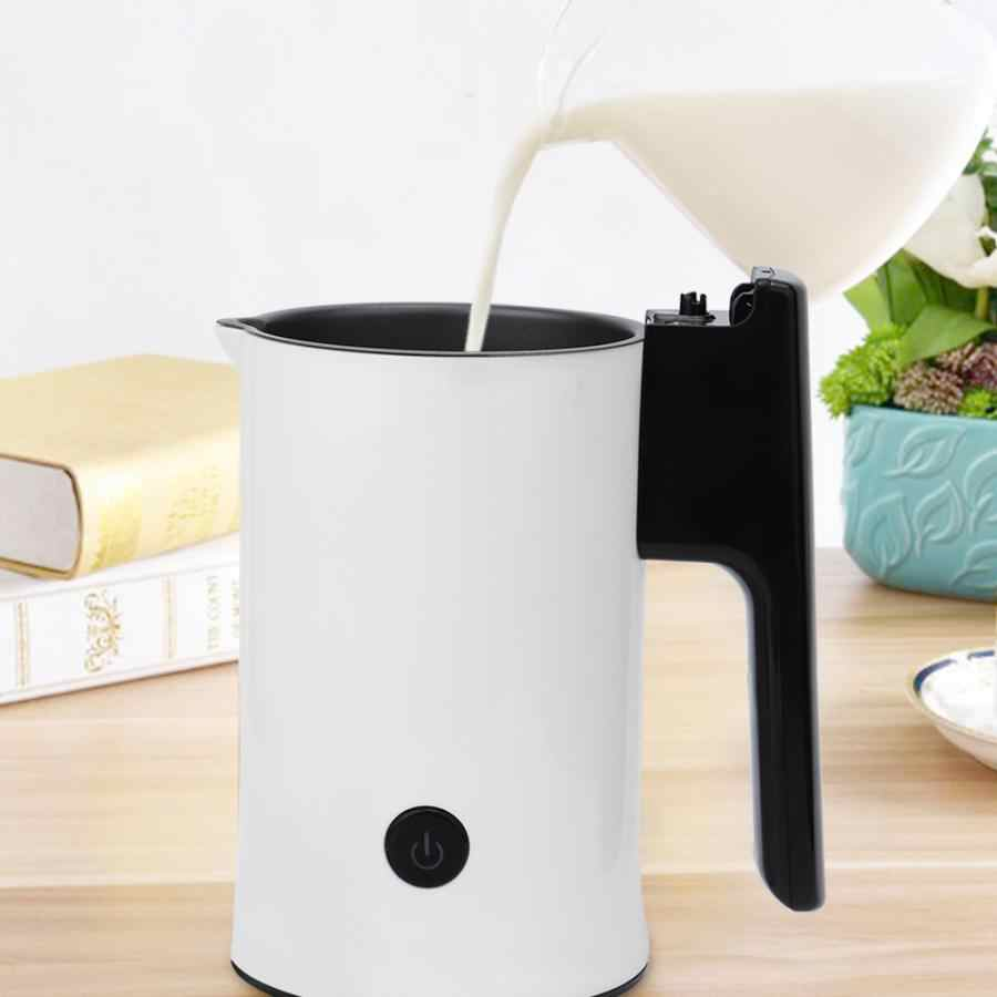 580W Electric Milk Frother Coffee Automatic Cappuccino Soft Foamer Electric Coffee Frother Whisk Mixer Stirrer Egg Beater