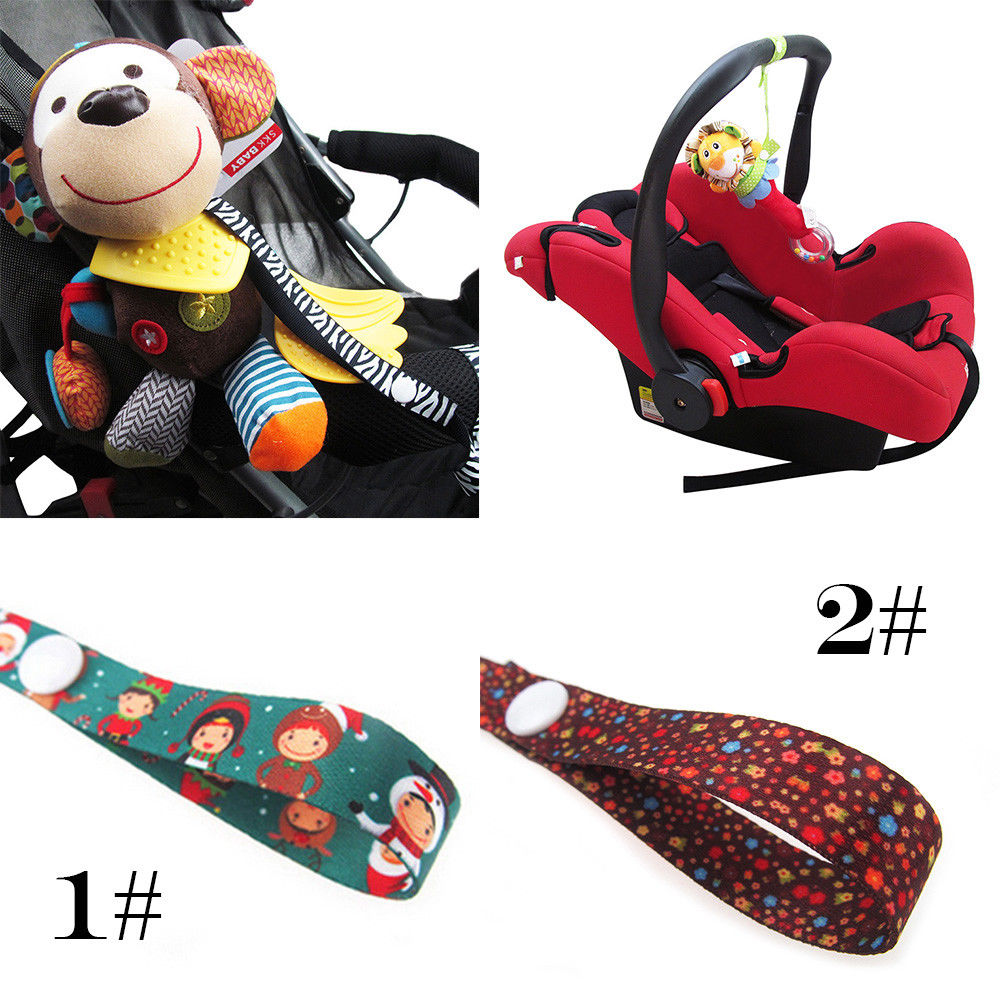 Baby Toys Saver Sippy Cup Bottle Strap Holder For Stroller//High Chair//Car Seat O
