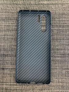 Image 3 - CF غلاف هاتف من ألياف الكربون لهاتف هواوي P30pro هواوي P30 خصائص رقيقة وخفيفة مادة ألياف الأراميد