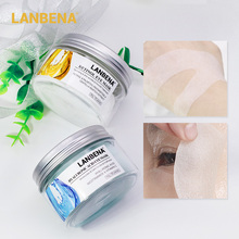 LANBENA Retinol Eye Mask Hyaluronic Acid Eye Patches Serum Reduces Dark Circles Bags Eye Lines Repair Nourish Firming Skin Care