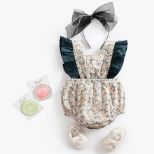 Baby Clothing Summer European And American Baby Rom