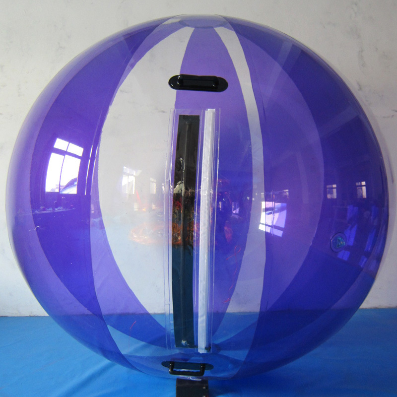 Free Shipping Tpu 1 0mm 2 0m Fashionable Waterballs Design super Quality Bubble Ride inflatable Water