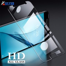 9H Screen Protector For Samsung Galaxy J3 J5 J7 2017 Pro Tempered Glass For J4 J6 J8 A6 A8 2018 Plus Protective Film 2.5D Cover