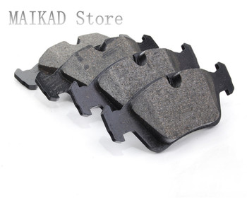 Rear Brake Pad Set for BMW E39 520i 523Li 525i 528i 530i 535i 540i  	34216761281