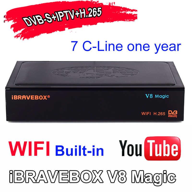 Detail Feedback Questions about Receptor iBRAVEBOX V8 Magic