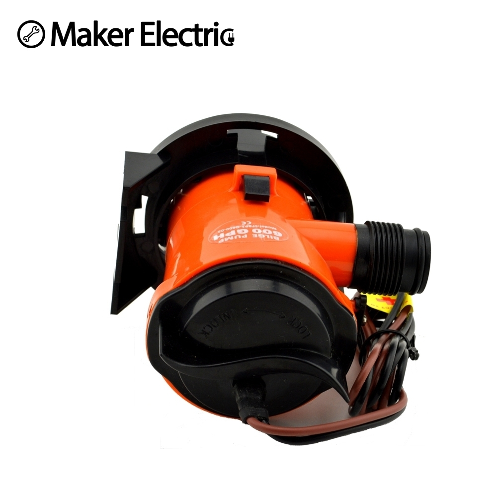 Tools Dc Pump Yacht Marine Fish Dive Boat Electric Bilge Pump Free Shipping Big Clearance Sale 12v Electric Bilge Pump Hand & Power Tool Accessories