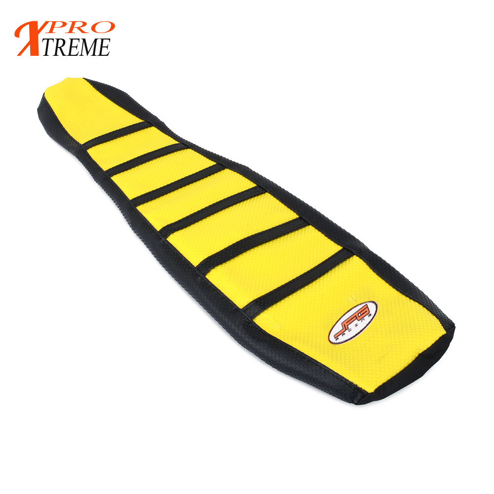 Strange Motorcycle Pro Ribbed Rubber Gripper Soft Seat Cover For Theyellowbook Wood Chair Design Ideas Theyellowbookinfo