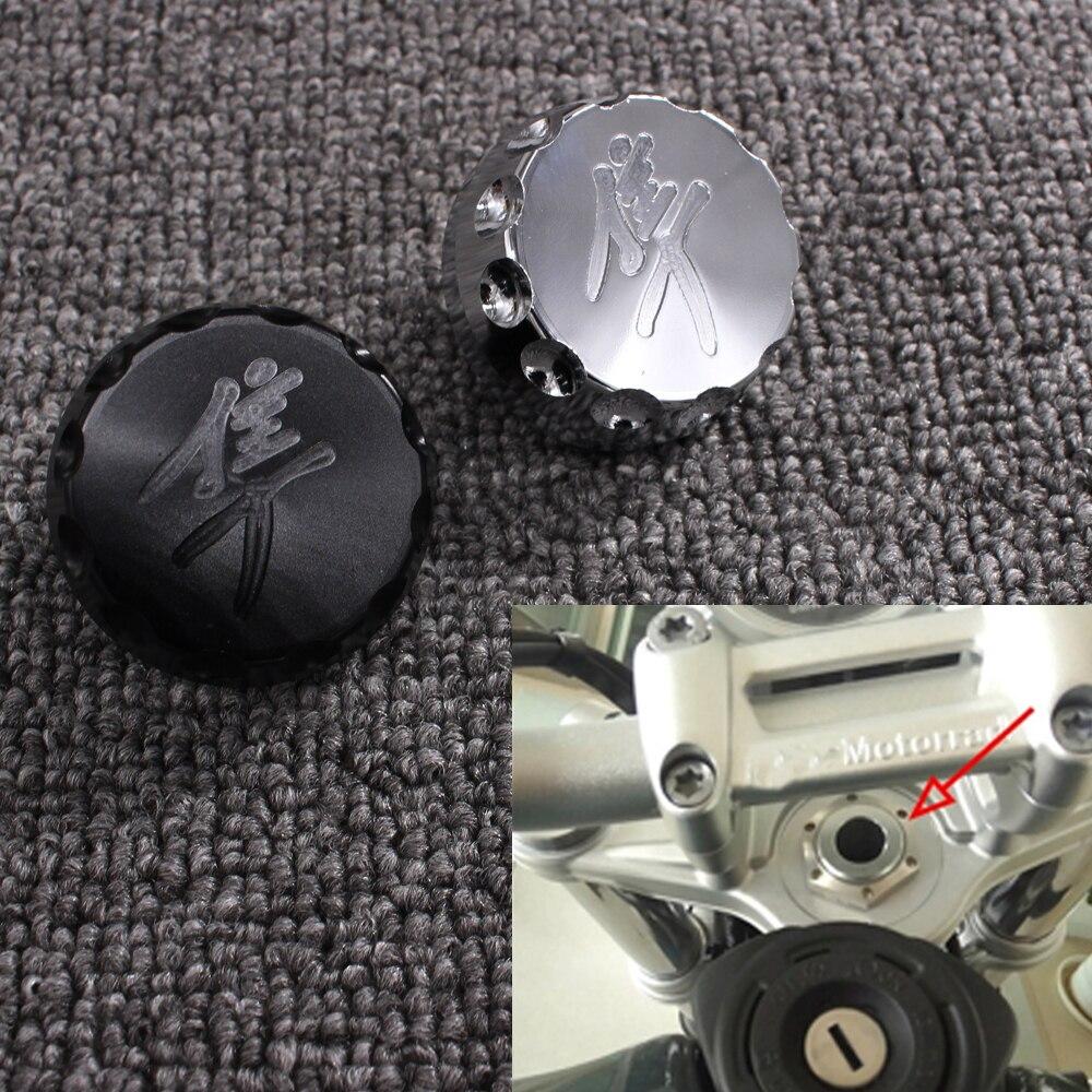 08-18 Hayabusa Custom Chrome Grooved Spike Rear Axle Caps//Covers Adjuster Blocks