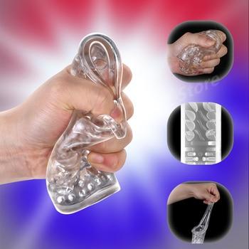 Piston Retractable Male Masturbator Vibrator Sex Machine Automatic Blowjob Heating Voice Thrusting Massager Adult Toy For Men 5