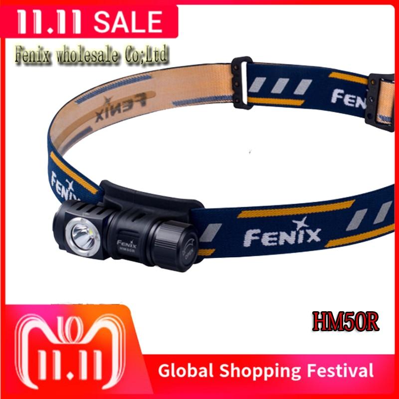 2017 New Fenix HM50R Cree XM L2 U2 white LED 950 lumens headlamp Free shipping