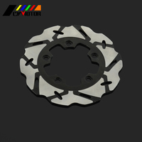 Motorcycle Rear Steel Brake Disc Rotor For SUZUKI SV400 GSXR600 SV650 GSXR750 GSXR1000 SV1000 TL1000 GSXR 600 750 1000