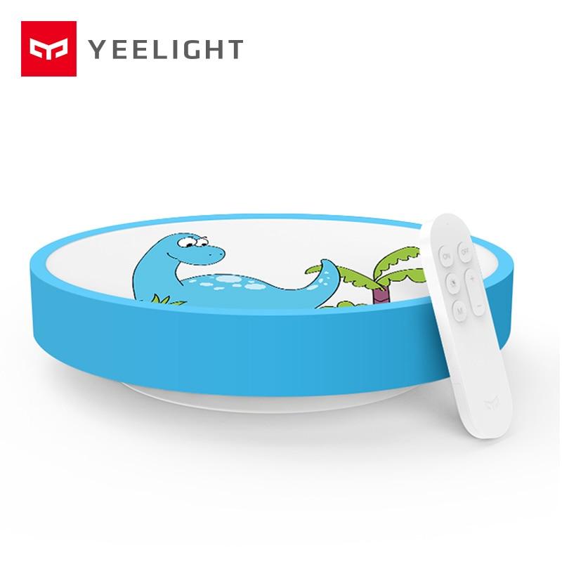 Yeelight Led Smart Ceiling Light Kid Version Lamp Bluetooth Wifi Control Ip60 Dustproof For Xiaomi Mijia Mi Home App-in Ceiling Lights from Lights & Lighting    1