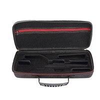 Portable Stabilizer Storage Waterproof Shoulder Bag Handbag Carrying Box Case for Zhiyun Smooth 4 FPV Handheld Gimbal Stabilizer
