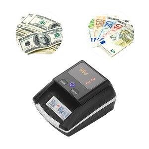 Image 1 - Aibecy مكتب فوترة ماكينة عد النقود للكشف عن المال النقدية مكتب فوترة الأوراق النقدية مع الأشعة فوق البنفسجية/MG/IR/DD للكشف عن التزييف