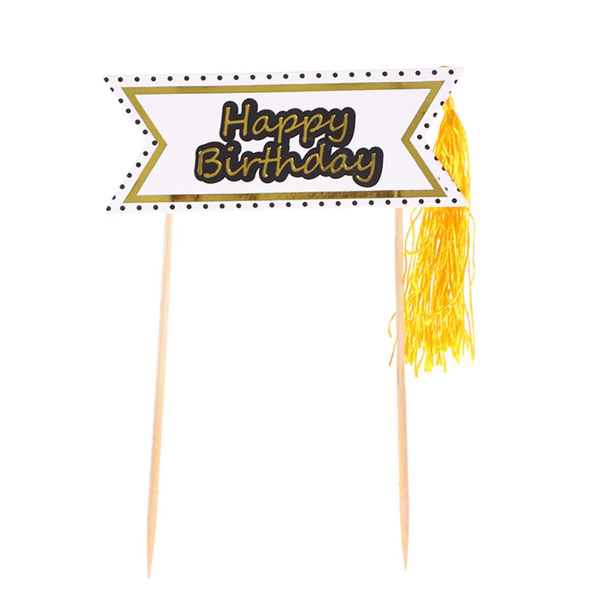 Chapéus de Coco do queque chapéus de Coco Do Bolo da Festa de Aniversário de Papel Sobremesa Cupcake Decoração de Mesa Decoração Do Bolo Cartão da Inserção
