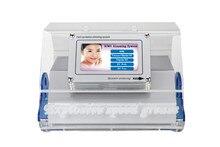 Portable 5 in 1 Multipolar RF Head 40K Cavitation Vacuum Bipolar Machine for Loss Weight