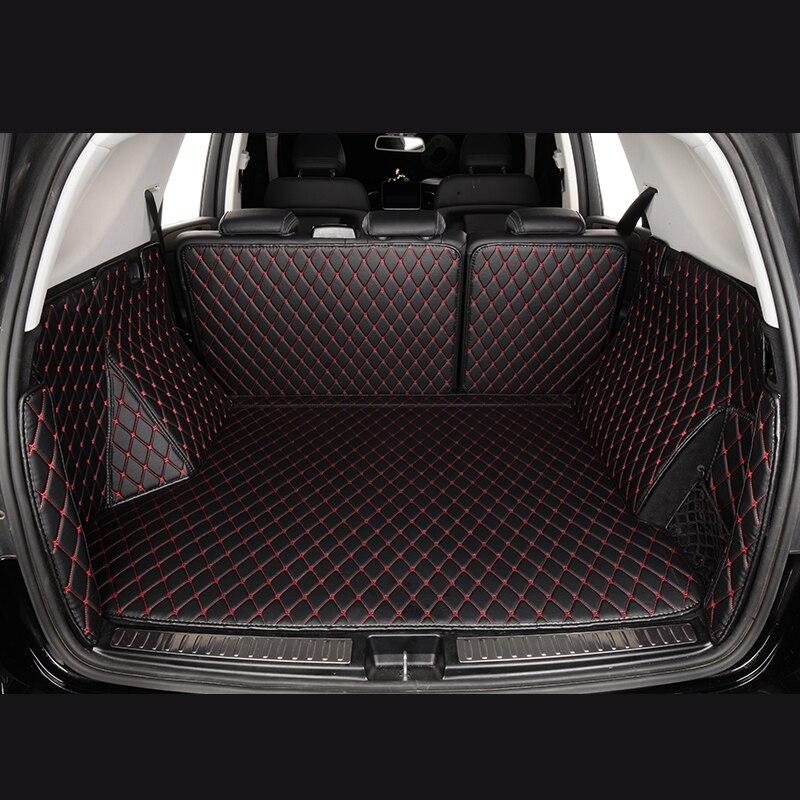 Tapis de Coffre De voiture pour Mazda Stufenheck 3 6 CX-3 CX-5 CX-7 CX-9 MX-5 Personnalisé tapis de coffre