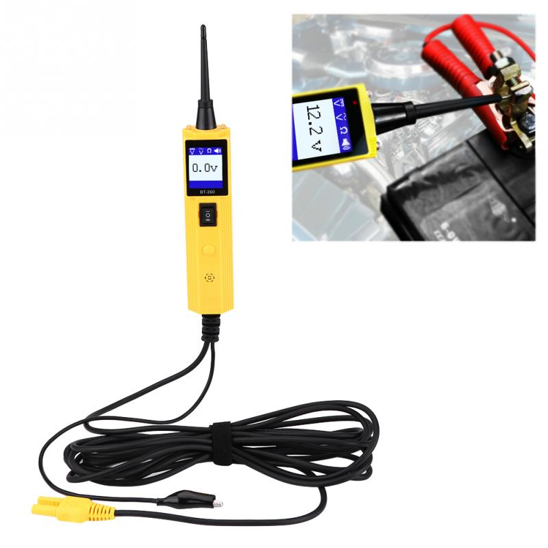 New Car Automotive Circuit Tester Electrical System Diagnostic Repair special Tool Power Probe Voltage Test Electrical TestersNew Car Automotive Circuit Tester Electrical System Diagnostic Repair special Tool Power Probe Voltage Test Electrical Testers