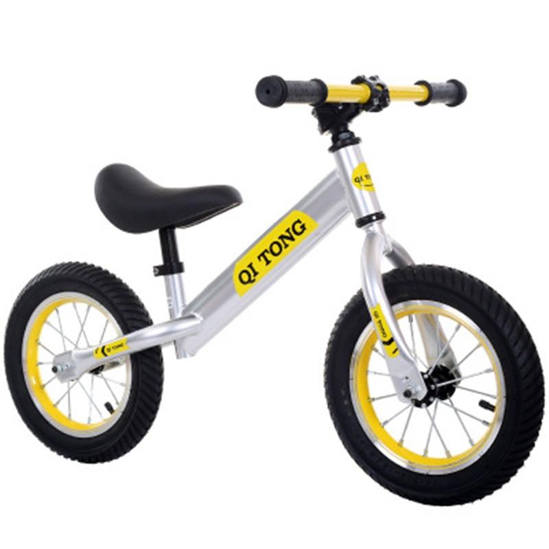 Детский горный велосипед детский баланс автомобиля без педали портативный Детский самокат От 2 до 6 лет скорость унисекс безопасность детский велосипед езда игрушки - 5