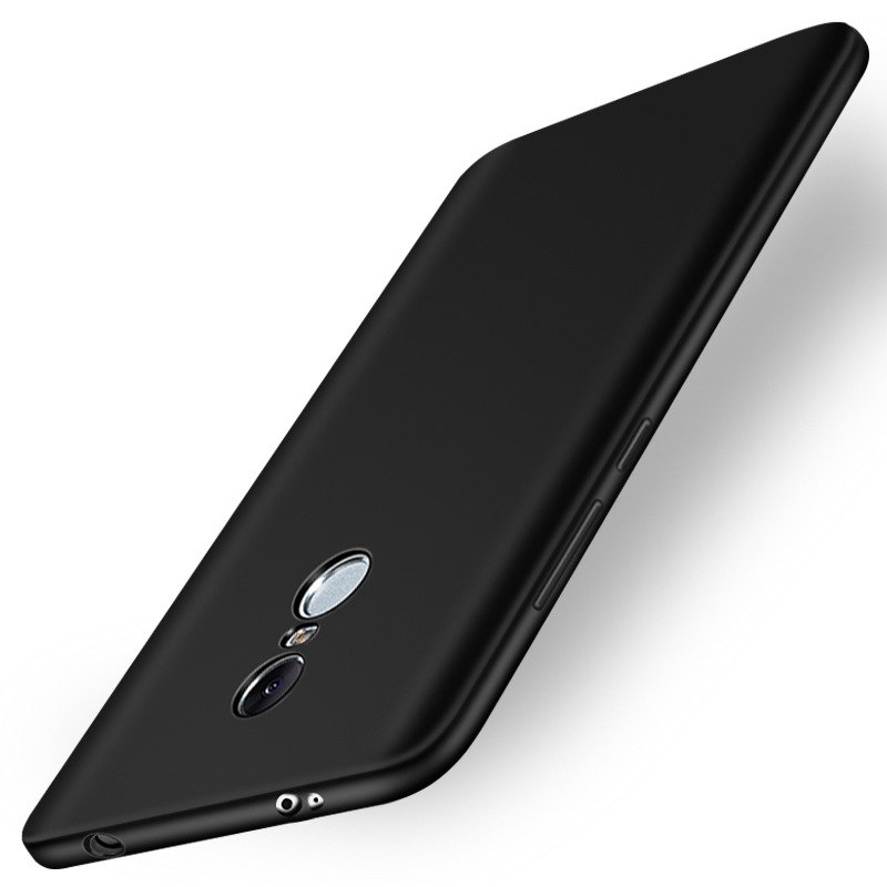Matte TPU Frosted Silicon Phone Cover for Xiaomi Redmi Note4 4X 4A 4Pro 5 6A Note6pro 6 5Plus S2 Mi 8 8lite A1 A2 Mobile Cases