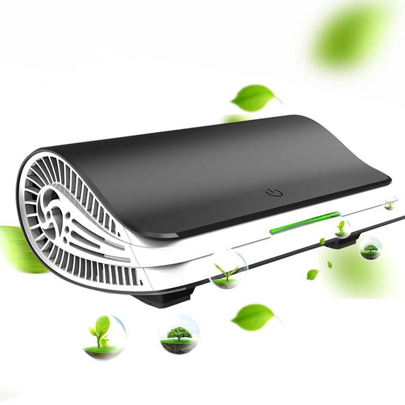 Car Air Purifier Environmental Protection Electrical Car Ion Oxygen Bar Air Freshener Negative Oxygen Air Purifier