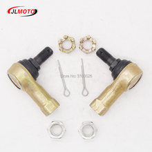 M12 Tie Rod End Kit Ball Joints Fit For Yamaha ATV YFM Bear Tracker 250 Big Bear 250 400 Grizzly Wolverine 350 TRX 300 FOURTRAX(China)