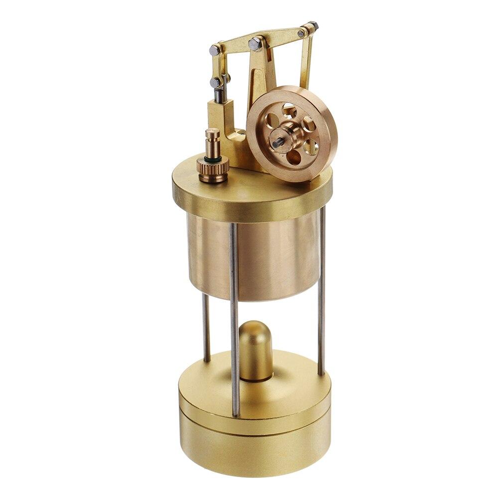 140x55x50mm Microcosm M88 métal nouveau Mini faisceau moteur à vapeur modèle école équipement éducatif moteur à vapeur modèle Collection