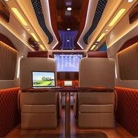 12x 12v interior white led spot roof light 6500k for t4 t5 camper van caravan motorhome car white light 2.5w reading lamp