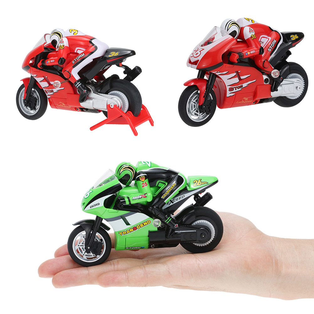 toy motorcycle toys rc remote cool mini super stunt controlled motorcycles children gift hobbies