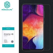 Nillkin スクリーンプロテクター強化ガラス for Samsung A50 アメージング H + プロサムスンギャラクシー For Samsung Galaxy  A30 A20 A50 ガラス