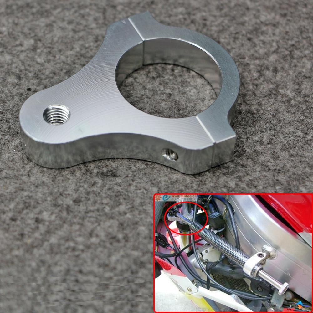 Steering Damper Stabilizer Clamp Mounting Adapter Bracket 31 32 33 35 36 37 38 39 41 42 43 45 48 50 51 52 53 54 56 58 60 MM