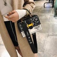 Женская сумка через плечо MIWIND 2019 новая для тонкой вышивки Удобная Регулируемая Расширенная сумка bolsa feminina
