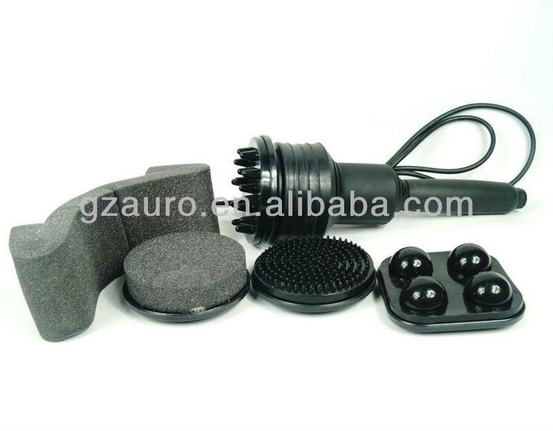 Fabriksprisförsäljning Bärbar G5 Tillbaka Massager Vibrator - Tatuering och kroppskonst - Foto 5