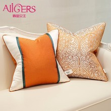 avigers Cushion Cover High precision jacquard Goblet of Fire The Deathly Hallows Home Decorative Pillow for Sofa Cojines
