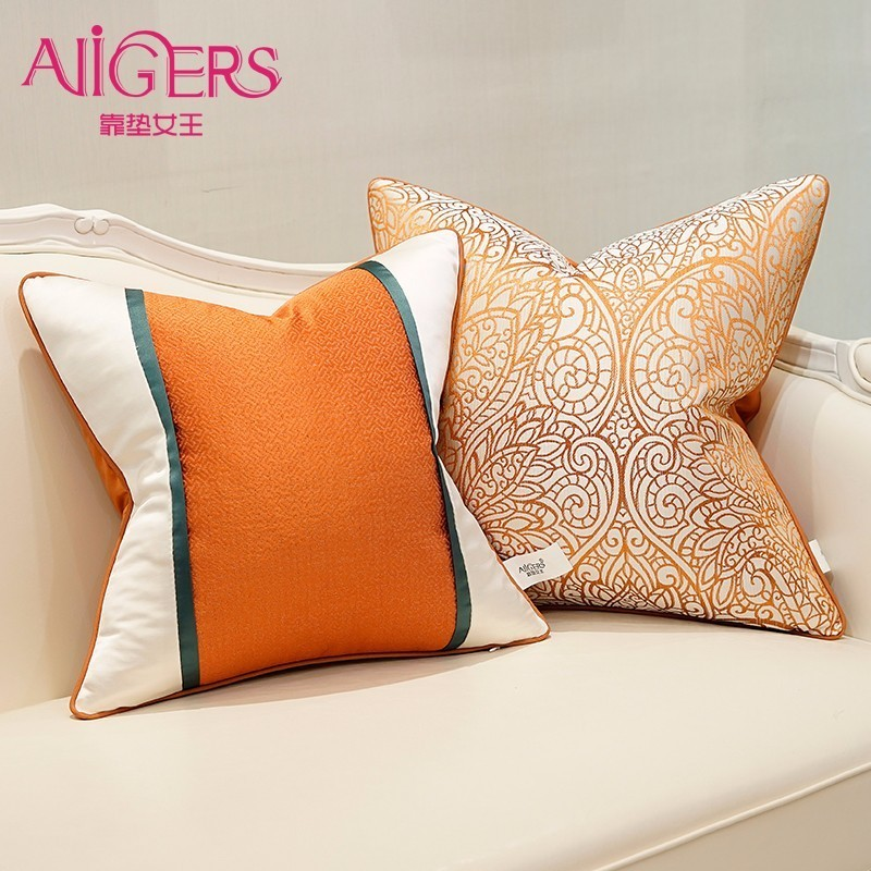 avigers Cushion Cover High precision jacquard Goblet of Fire The Deathly Hallows Home Decorative Pillow Cover for Sofa Cojines